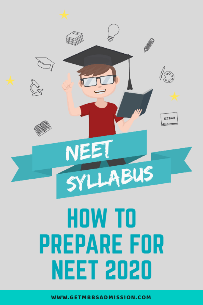 Neet Syllabus, how to crack neet