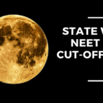 STATE wise NEET UG cut off